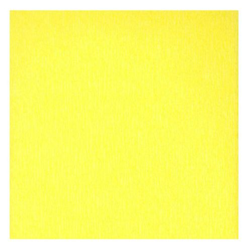 Canson Superior Crepe Paper 50cm x 250cm Staw Yellow