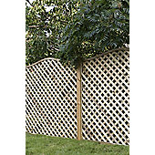 Elite St Meloir Lattice Trellis 0.6m - 4pack