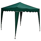 Tesco Polyester Pop Up Gazebo -  2.4mx2.4m 260g WP