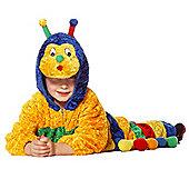 Hungry Caterpillar - Child Costume 5-7 years