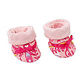 Baby Born Baby Shoe Collection - Red