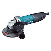 Makita GA5030 125mm Slim Body Angle Grinder 720 Watt 240 Volt