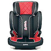 KIDDU CC Explore Car Seat Group 2-3, Fire Red