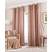 Catherine Lansfield Home Opulent Velvet Mink Curtains 66x54