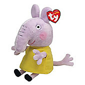 TY Peppa Pig - Emily Elephant 20cm