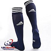 Adidas Munster Navy & White Rugby Socks