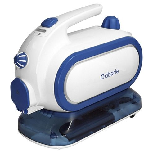 buy abode blue white steam cleaner from our handheld. Black Bedroom Furniture Sets. Home Design Ideas