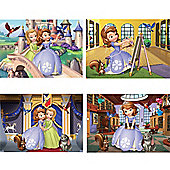 Jumbo Disney Sofia The First 35 Piece Puzzle