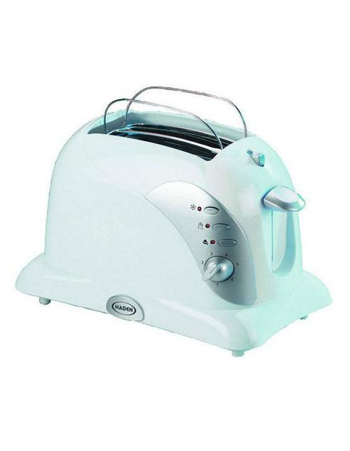 Haden 11326 2 Slice White Toaster