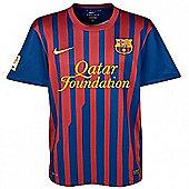 2011-12 Barcelona Home Nike Football Shirt