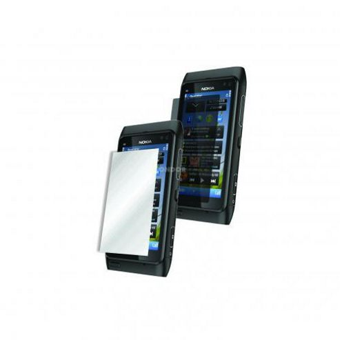Defender Nokia N8 Mirror and Clear Screen Protector Pack