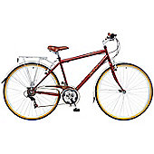 "2015 Viking Buttermere 19"" Gents Traditional 18sp Hybrid Bike"