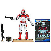 Star Wars Movie Heroes Figure Shock Trooper