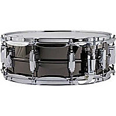 Ludwig LB416 Black Beauty Supra-phonic Classic Lug Snare (14x5in)