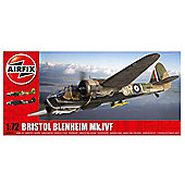 Airfix 1/72 Scale Model Kit Bristol Blenheim MkIV