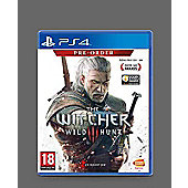 The Witcher 3: Wild Hunt (PS4)