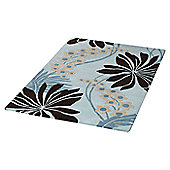 Ultimate Rug Co Floral Art Ohelo Rug - 160 cm x 230 cm (5 ft 3 in x 7 ft 6.5 in)