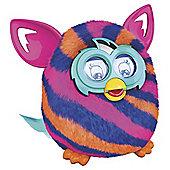 Furby Boom - Sunny Diagonal Stripes