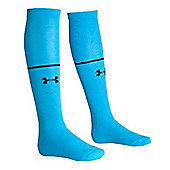 2013-14 Tottenham Away Football Socks (Blue) - Blue