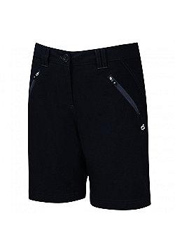 Craghoppers Ladies Kiwi Pro Stretch Shorts - Black