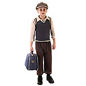 Evacuee Boy - Large