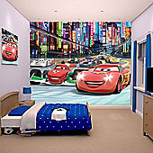 Walltastic Disney Cars Wall Mural 2.44m x 3.05m