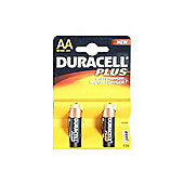 Duracell MN1500B2 Aak2p Alkaline Batteries, Pack of 2