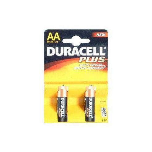 Duracell MN1500B2 AAK2P Alkaline 2-pack Batteries