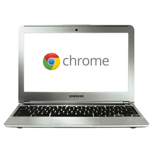 Samsung XE303 Chromebook, E5250, 2GB, 16GB, 116 Silver