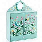 Armoire Jewellery Box- Garden in Bloom