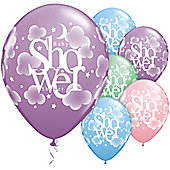 11' Heavenly Baby Shower Assortment (25pk)