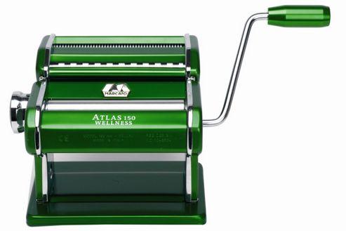 Marcato Atlas 150 Pasta Maker in Green
