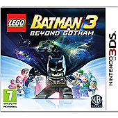LEGO: Batman 3 - Beyond Gotham 3DS