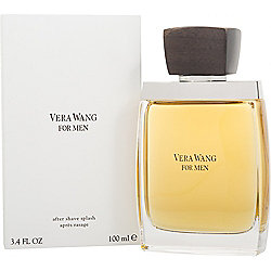 Vera Wang for Men Aftershave 100ml Splash For Men
