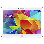 "Samsung Galaxy Tab 4, 10.1"" Tablet, 16GB, WiFi - White"