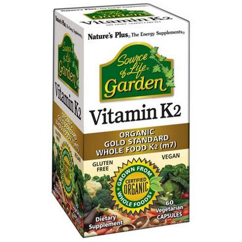 Sol Garden Vitamin K2 120 Mcg Vcap 60