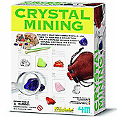 Great Gizmos Kidz Lab Crystal Mining