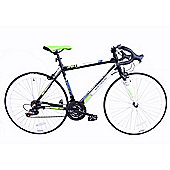 North Gear 901 21 Speed Road / Racing Bike With Shimano Components Black