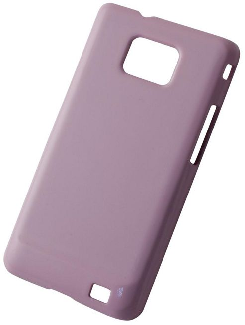 Tortoise™ Hard Case Samsung Galaxy SII Gloss Pink