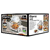 ELEGENTO E14020, 330mm, White, Electric Cooker