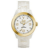 Ice-Watch Ice-Elegant Mens Stone Set Watch - EL.PGD.U.AC.12