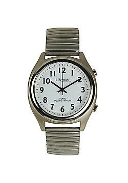 RNIB large radio controlled talking watch - expanding strap