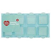 TESCO LOVES BABY WEANING FOOD FREEZER TRAY