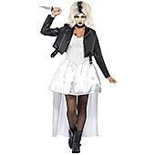 Bride of Chucky - Adult Costumes Size: 12-14