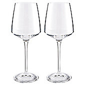 RCR Everyday Crystal White Wine Glass, 2 pack
