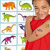 Party Bag Filler Dinosaur Tattoos (Pack of 24)