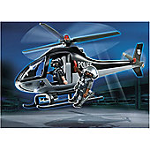 Playmobil Police Helicopter 5975