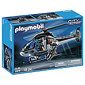 Playmobil 5975 City Action Police Helicopter