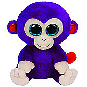 TY Beanie Boo Plush - Grapes the Monkey 15cm