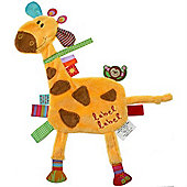 Label Label Friends Comfort Blankie (Giraffe)